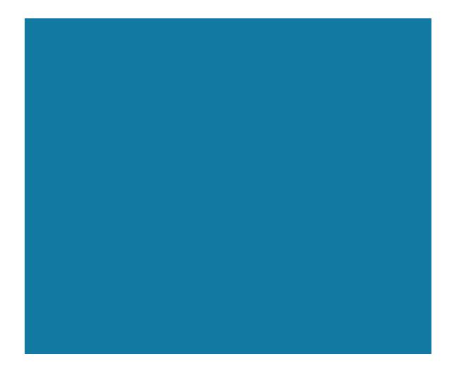 En illustration av en hand som håller i papper och penna