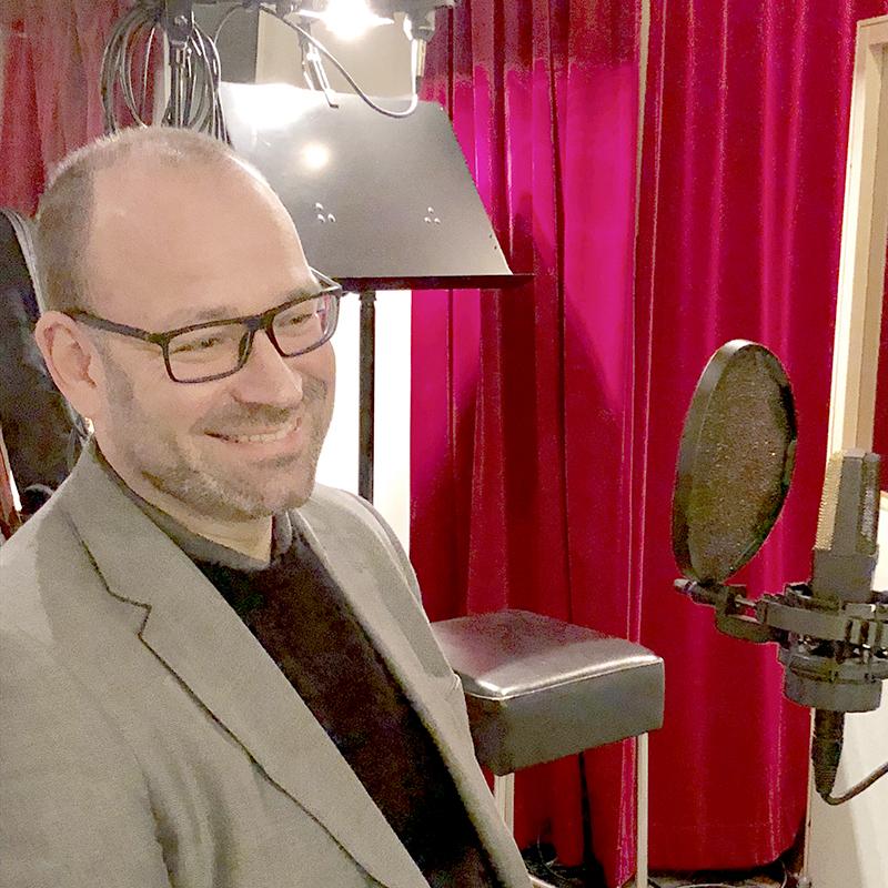 Porträttbild av Stefan Blomberg, psykolog och forskare