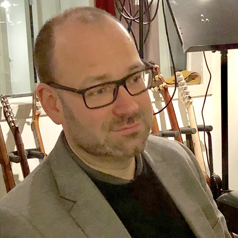 Porträtt av Stefan Blomberg, forskare och psykolog