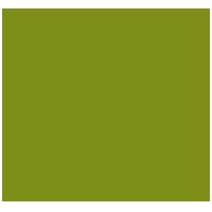 En illustration av en klocka